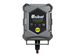 UNIBAT Automatic Battery Charger CH1
